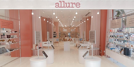 Dermelect x Allure Store Beauty Event tickets