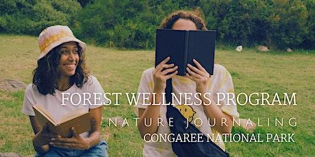 Fall Forest Wellness Journaling tickets