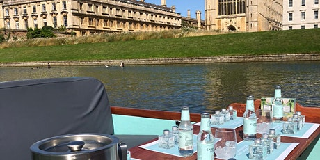 Cambridge Gin Lab x Rutherford's Punt Experience tickets