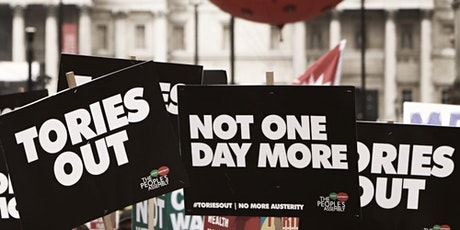 RALLY: Fight the Tories - for socialism, not barbarism. tickets