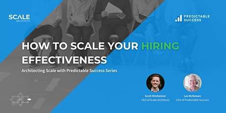How to Scale Your Hiring Effectiveness tickets