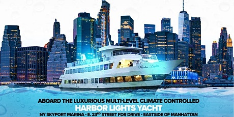 All White Yacht Party Cruise w/ Jerry Geraldo tickets