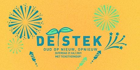 DE STEK // OUD OP NIEUW, OPNIEUW tickets