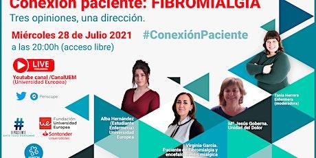 Conexión Paciente: Fibromialgia. entradas