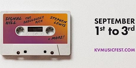 KV Music Fest 2021 tickets