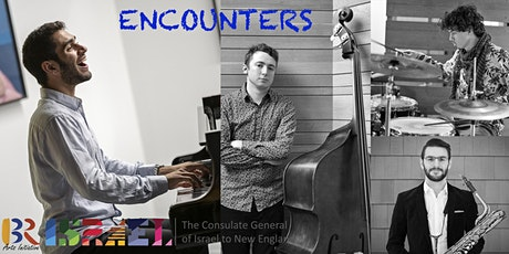 ENCOUNTERS: Jazz Meets Ashkenazi and Sephardi Sounds, OUTDOOR CONCERT tickets