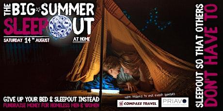Big Summer SleepOut 2021 tickets
