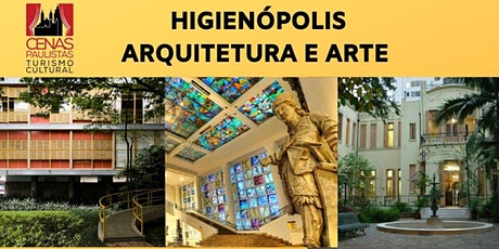 WALKING TOUR: HIGIENÓPOLIS  - ARQUITETURA E ARTE - ingressos