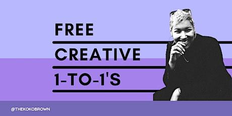 LEO SZN : Creative Consultation1-to-1's tickets