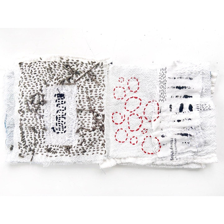 Fabric Meditation Books image