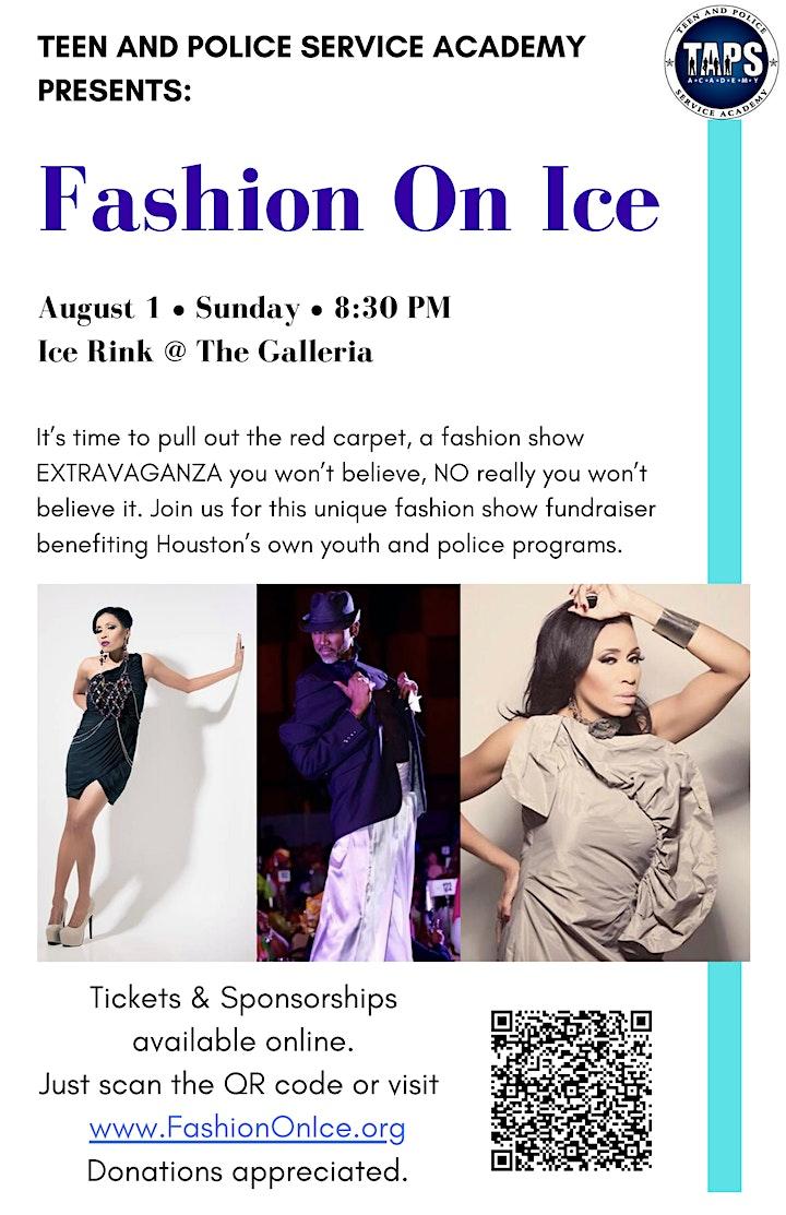 TAPS Presents: Fashion on Ice 2021 image