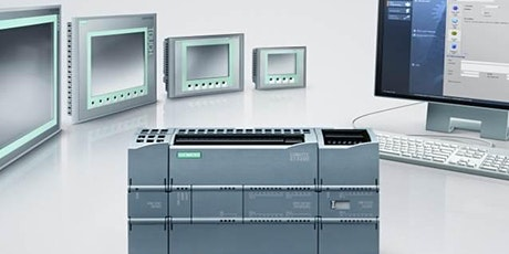 Introduction to PLC's - Siemens S7-1200 with TIA portal tickets