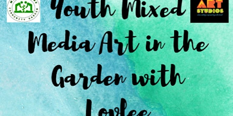 Youth Mix Media Art Workshop with Lovlee Art Studios tickets