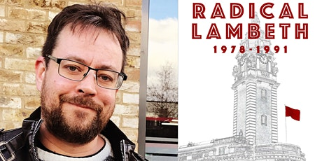 Radical Lambeth with Author Simon Hannah Tickets