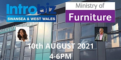 Networking with Introbiz Swansea and West Wales tickets