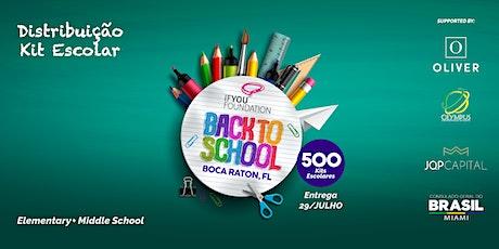 Back To School - Boca Raton, FL tickets