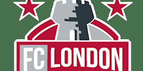 FC London Women vs Woodbridge Strikers tickets