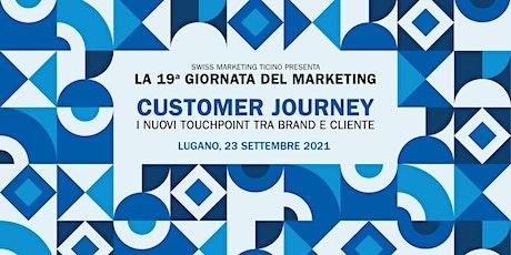 Giornata del Marketing 2021 - CJ: i nuovi touchpoint tra brand e cliente biglietti