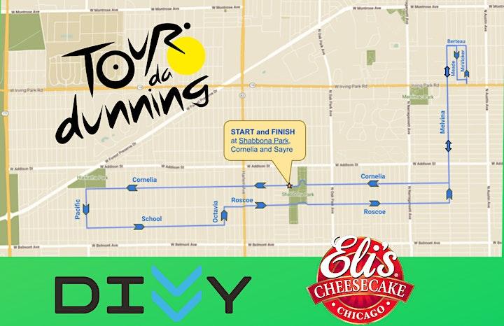 Tour Da Dunning Community Bike Ride (FREE!) image