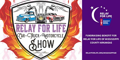 Relay For Life Car - Truck - Motorcycle Show tickets