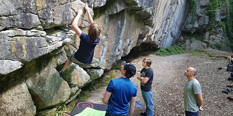 Bouldering day tickets