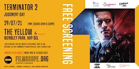 Terminator 2: Judgment Day - FREE Screening tickets