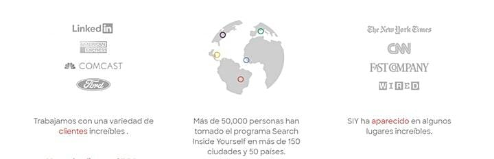 Imagen de Search Inside Yourself en Barcelona :17-18 Febrero 2022