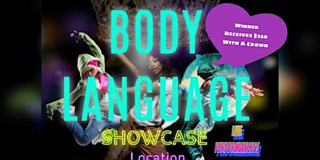Official Body Language Showcase (Choreographers Edition and more!) tickets