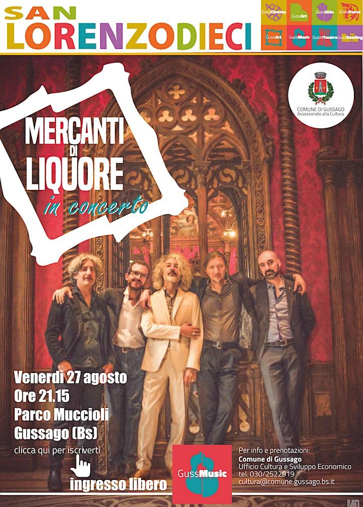 Immagine Mercanti di Liquore in concerto a Gussago