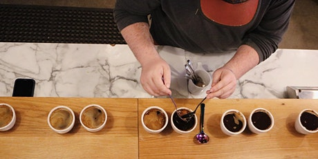 Free Coffee Cupping! tickets