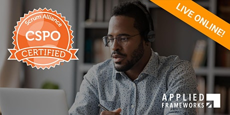 Certified Scrum Product Owner + Innovation Games®   Raleigh tickets