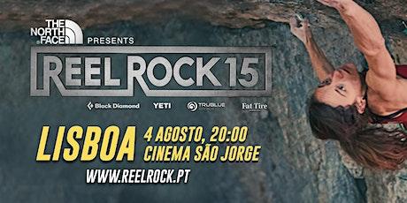 REEL ROCK 15 Film Tour -  Lisboa bilhetes