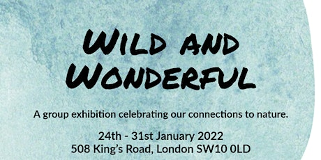 Wild and Wonderful - BobCat Gallery X 508 Gallery tickets