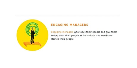 Engaged Teams Need Engaging Managers tickets