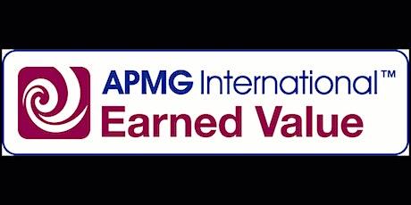 APMG Virtual Earned Value Management Foundation Training & Examination tickets