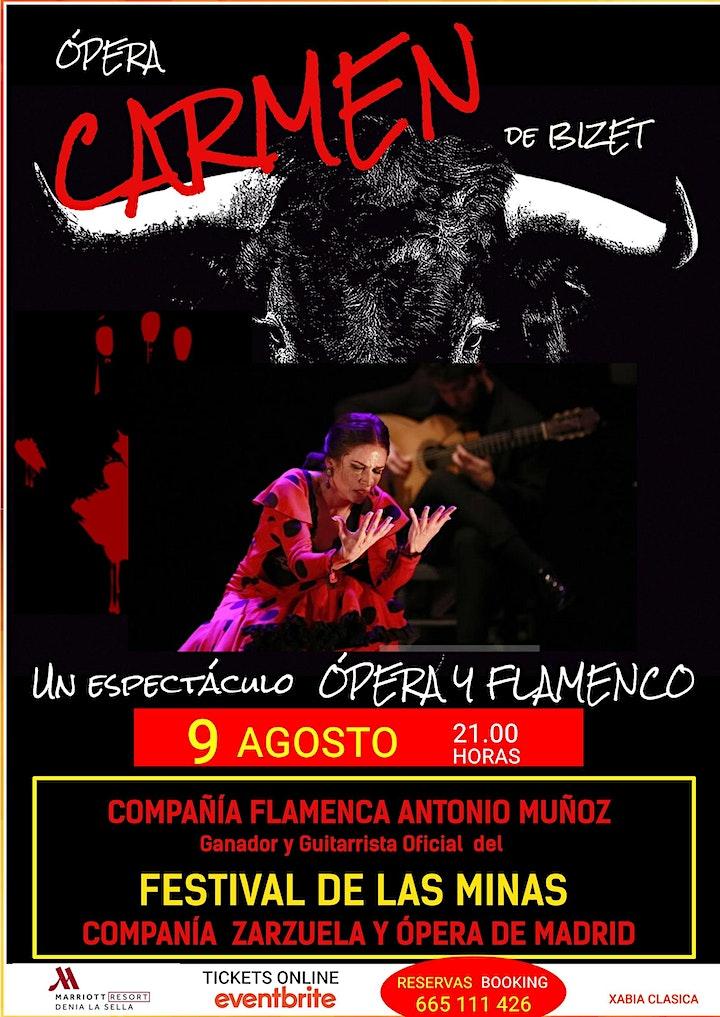 Imagen de CARMEN, OPERA Y FLAMENCO