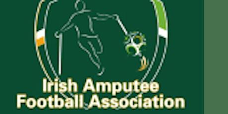 Irish Amputee Football Association AGM tickets