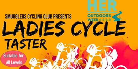 HER Outdoor Week Event - Cycle Taster with Smugglers Cycling Club tickets