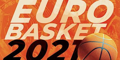 Euro Basket 2021 Birmingham tickets