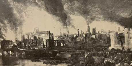 Crackle, Crackle, Fire and Fear - The story of the Great Fire of London tickets