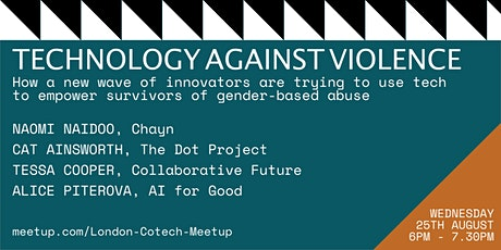 Technology Against Violence tickets