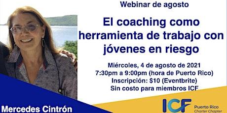 El coaching como herramienta de trabajo con jóvenes en riesgo entradas