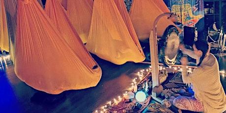 REIKI infused - Floating Sound Meditation - in hammocks tickets