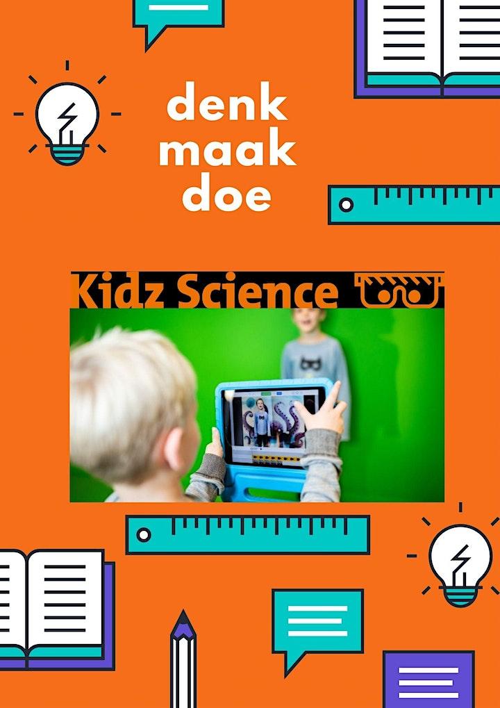 Afbeelding van Kidz Science presenteert: green screen