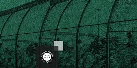 Presentación libro: Antecedentes penales, trabajo e inclusión social biglietti