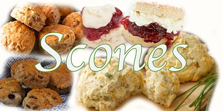 Express Aussie Bake-Along  #2 Scones w/ Chef Kit #LPaGFoodieFriday tickets