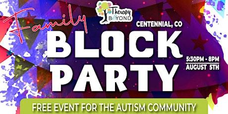 Family Block Party! Centennial, CO tickets