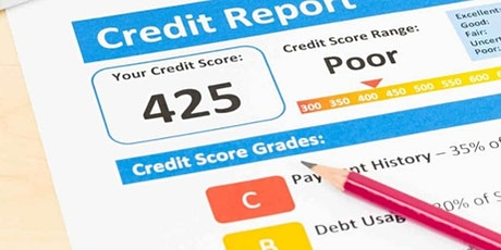 Virtual Credit Report/FICO Score Basics Class tickets
