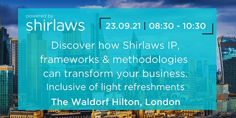 Powered by Shirlaws Discovery Session tickets