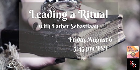 Leading a ritual  with Father Sebastiaan tickets